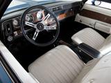 Oldsmobile 442 W-30 Convertible (4467) 1970 photos