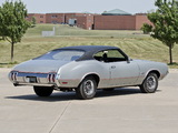 Oldsmobile 442 Holiday Coupe (4487) 1970 photos