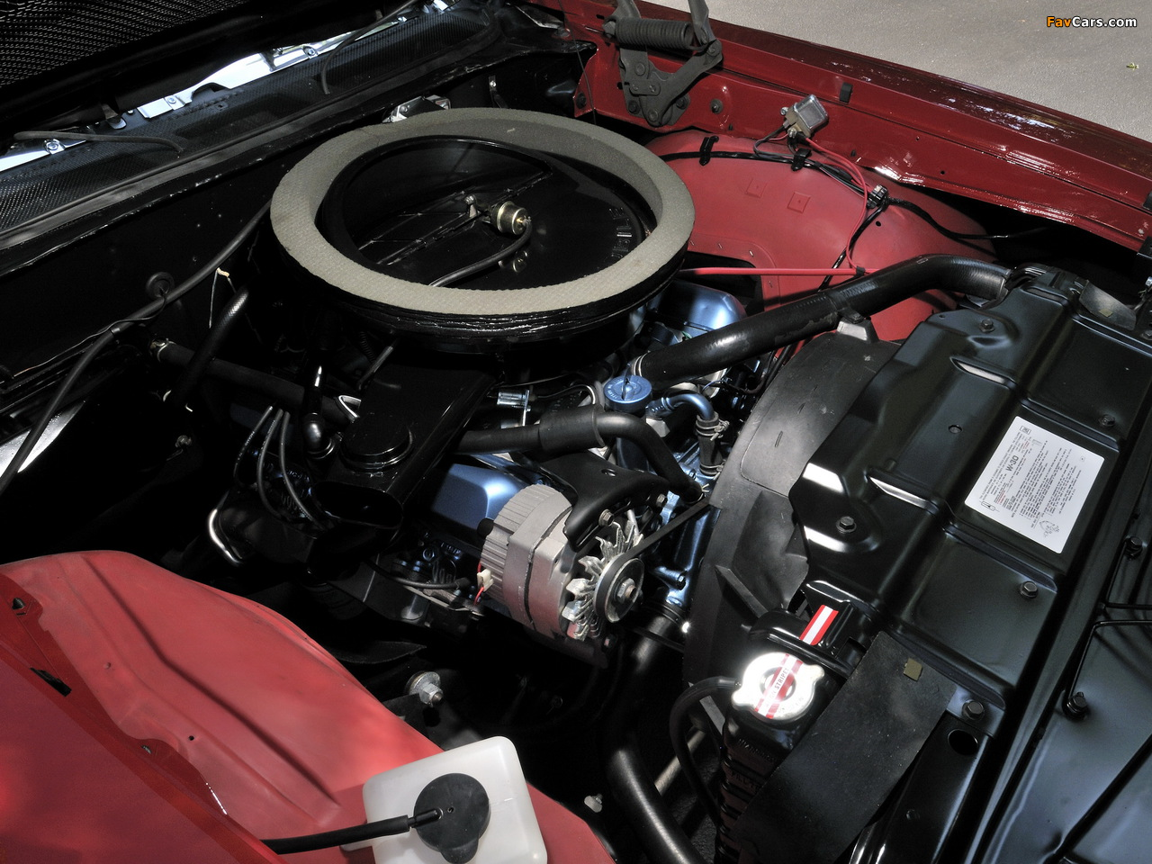 Oldsmobile 442 W-30 Sport Coupe (4477) 1970 photos (1280 x 960)