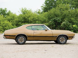 Oldsmobile 442 W-30 Holiday Coupe (4487) 1970 pictures