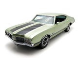 Oldsmobile 442 Holiday Coupe (4487) 1970 pictures