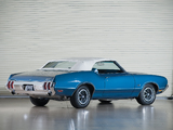 Oldsmobile 442 Convertible (4467) 1970 wallpapers