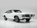 Oldsmobile 442 Sports Coupe (4477) 1970 wallpapers