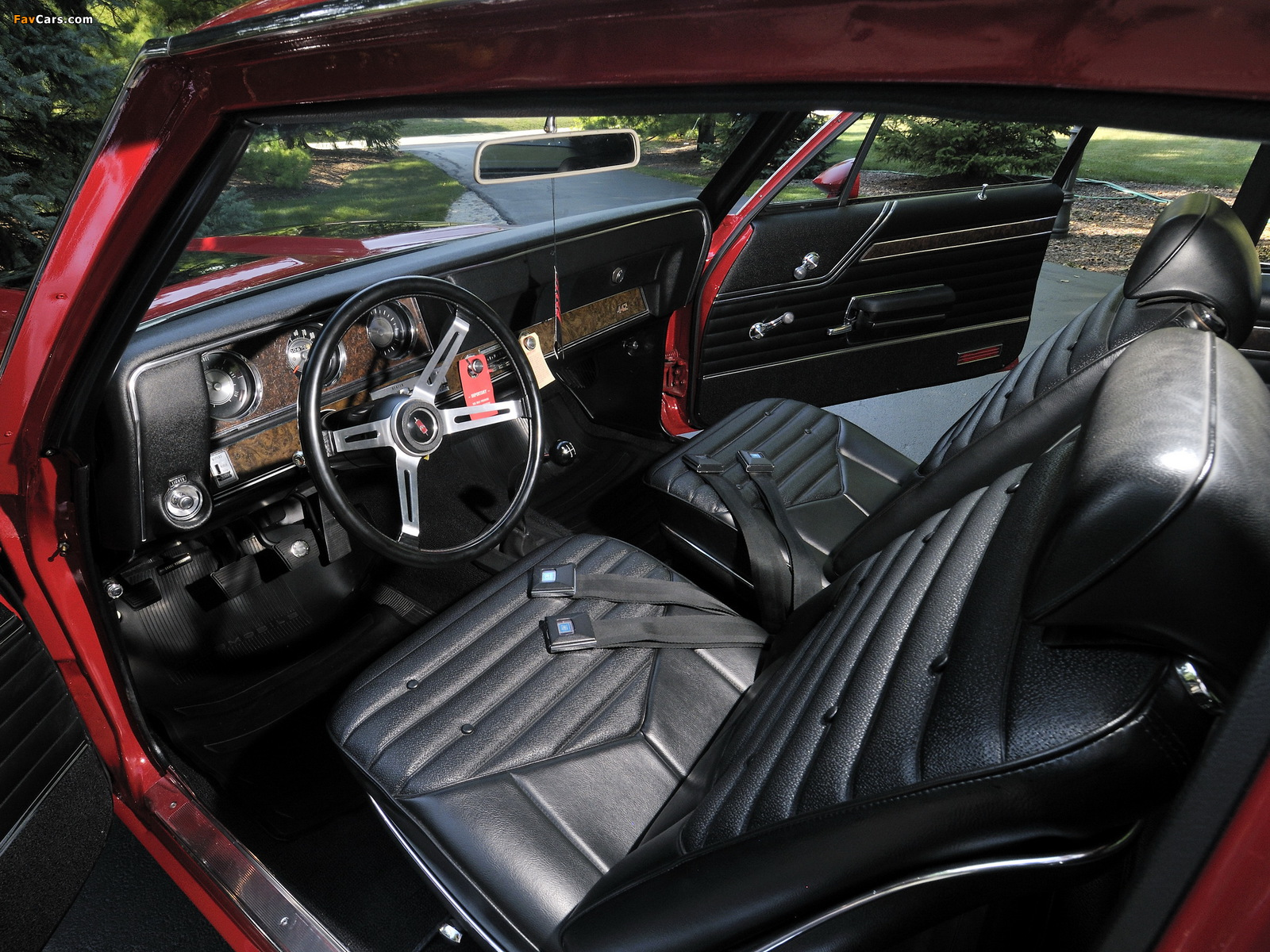 Oldsmobile 442 W-30 Sport Coupe (4477) 1970 wallpapers (1600 x 1200)