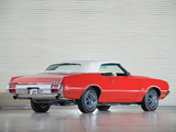 Oldsmobile 442 Convertible (4467) 1971 images