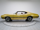 Oldsmobile 442 W-30 Holiday Coupe (4487) 1971 images