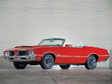 Oldsmobile 442 Convertible (4467) 1971 wallpapers