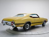 Oldsmobile 442 W-30 Holiday Coupe (4487) 1971 wallpapers