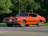 Oldsmobile Cutlass 442 W-30 Hardtop Coupe 1972 images