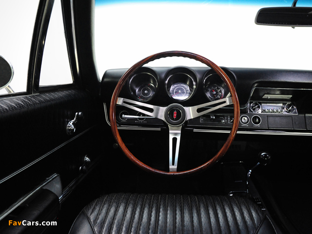 Photos of Oldsmobile 442 Holiday Coupe (4487) 1968 (640 x 480)