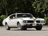 Photos of Hurst/Olds 442 Holiday Coupe (4487) 1969