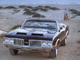 Photos of Oldsmobile 442 W-30 Convertible (4467) 1970