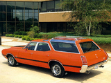Photos of Oldsmobile 442 W-30 Vista Cruiser 1970