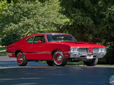 Photos of Oldsmobile 442 W-30 Sport Coupe (4477) 1970