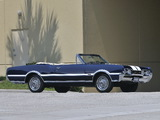 Pictures of Oldsmobile Cutlass 442 Convertible (3867) 1967
