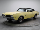 Pictures of Oldsmobile 442 Convertible (4467) 1969