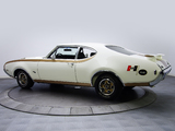 Pictures of Hurst/Olds 442 Holiday Coupe (4487) 1969