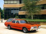Pictures of Oldsmobile 442 W-30 Vista Cruiser 1970