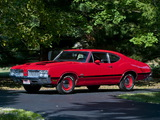 Pictures of Oldsmobile 442 W-30 Sport Coupe (4477) 1970