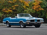 Pictures of Oldsmobile 442 W-30 Convertible (4467) 1971