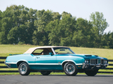 Pictures of Oldsmobile Cutlass 442 W-30 Convertible 1972