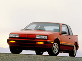 Pictures of Oldsmobile Cutlass Calais Quad 442 SL Coupe 1990–91
