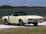 Oldsmobile 442 Convertible (4467) 1968 wallpapers