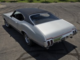 Oldsmobile 442 Holiday Coupe (4487) 1970 wallpapers