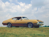 Oldsmobile 442 W-30 Holiday Coupe (4487) 1970 wallpapers