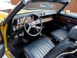 Oldsmobile Cutlass 442 W-30 Convertible 1972 wallpapers