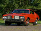 Oldsmobile Cutlass 442 W-30 Hardtop Coupe 1972 wallpapers