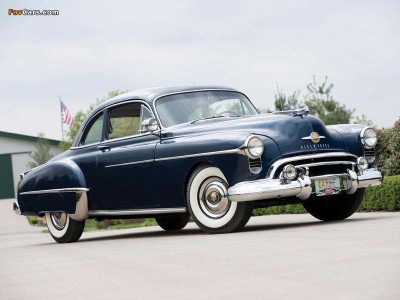 Images of Oldsmobile Futuramic 88 Club Coupe (3727) 1950 (800 x 600)