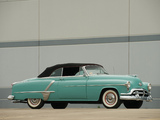 Images of Oldsmobile Super 88 Convertible 1952