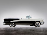 Images of Oldsmobile Super 88 Convertible (3667DTX) 1955