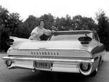 Images of Oldsmobile Super 88 Holiday Sport Sedan (3539) 1959