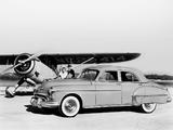 Oldsmobile Futuramic 88 Sedan 1950 wallpapers