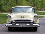 Oldsmobile Super 88 Holiday Coupe 1954 wallpapers