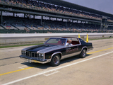 Oldsmobile Delta 88 Indy 500 Pace Car 1977 photos