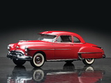 Pictures of Oldsmobile Futuramic 88 Club Coupe (3727) 1950