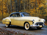 Pictures of Oldsmobile Futuramic 88 Holiday Coupe (3737) 1950