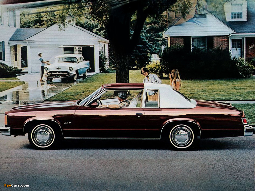 Pictures of Oldsmobile Delta 88 Royale Coupe (N37) 1978 (1024 x 768)