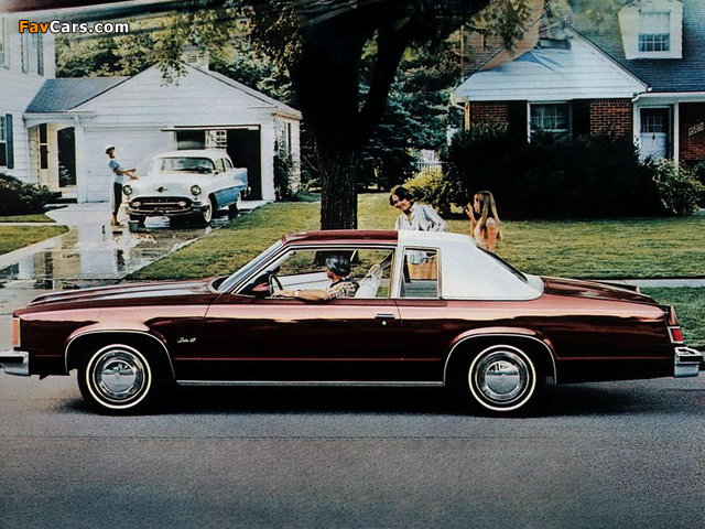 Pictures of Oldsmobile Delta 88 Royale Coupe (N37) 1978 (640 x 480)