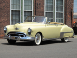 Oldsmobile 88 Convertible 1949–50 wallpapers