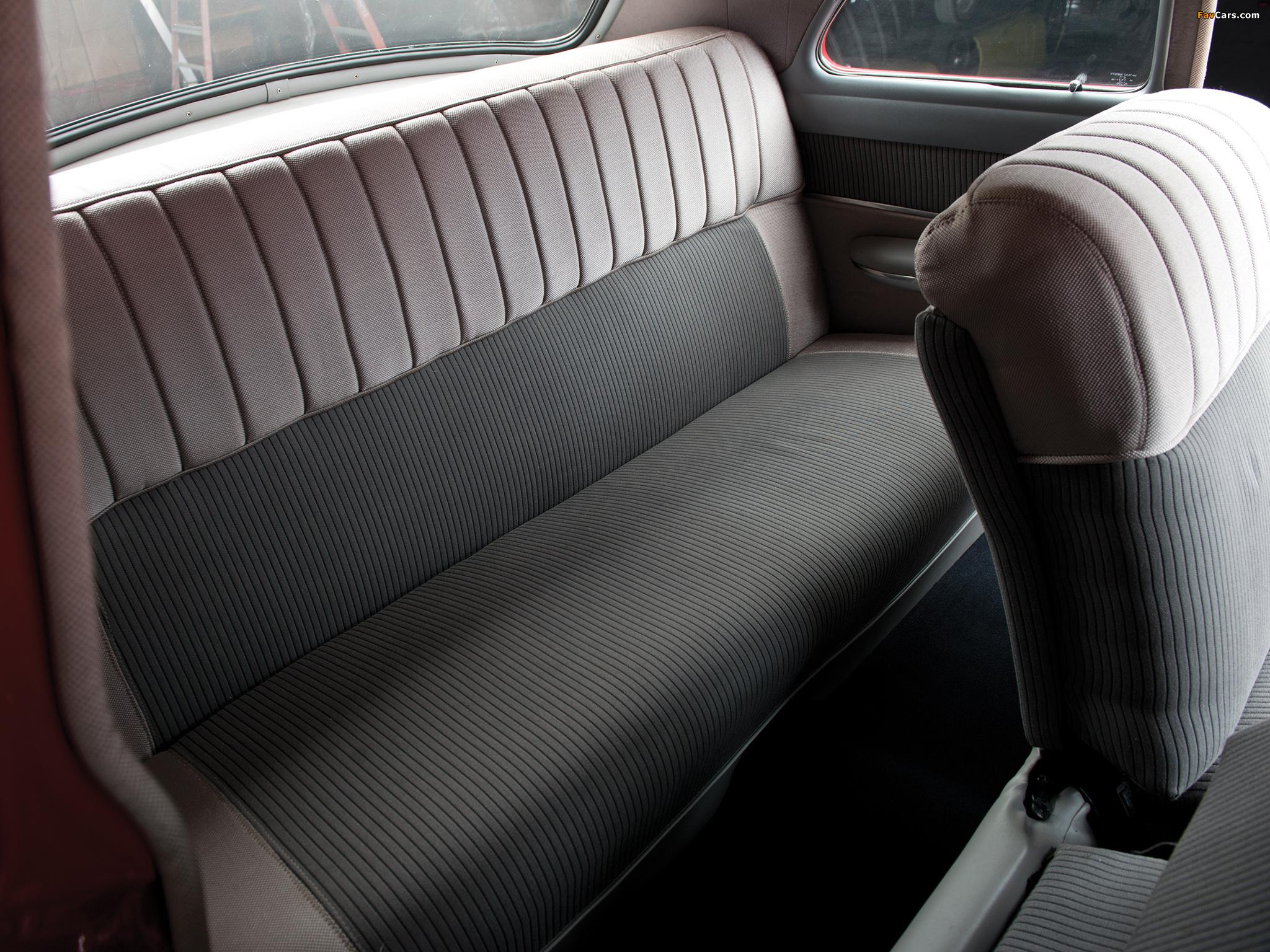 Oldsmobile Futuramic 88 Club Coupe (3727) 1950 wallpapers (2048 x 1536)