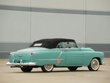 Oldsmobile Super 88 Convertible 1952 wallpapers