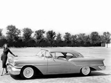 Oldsmobile Super 88 Holiday Coupe (3637SD) 1957 wallpapers