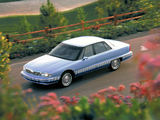 Images of Oldsmobile Ninety-Eight 1991–96