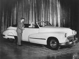 Oldsmobile Custom Cruiser 98 Convertible (3967) 1947 photos