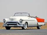 Oldsmobile 98 Fiesta Convertible (3067SDX) 1953 images