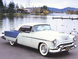 Oldsmobile 98 Fiesta Convertible 1953 pictures
